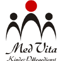 LOOK 22 LogoDesign - MedVita Kinder-Pflegedienst