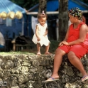 Mutter mit Kind - Dominikanische Republik - 1991 - © Auriga/LOOK22