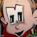 Graffito X - Berlin - 2007 - © Auriga/look22