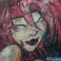 Graffito II - Berlin - 2007 - © Auriga/look22